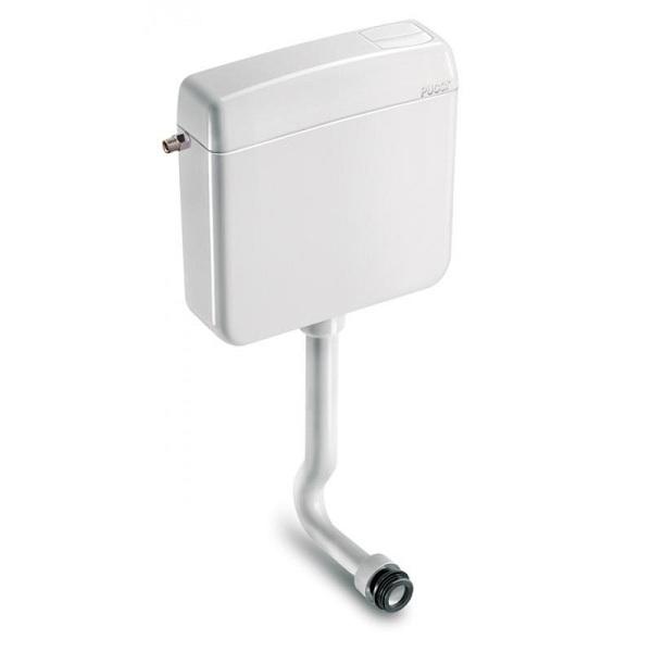 Cassetta a zaino pucci eco 2 doppio pulsante vaschetta esterna ebay - Pucci bagno ricambi ...